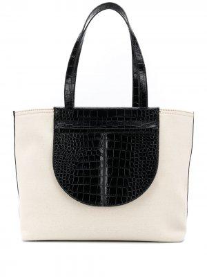 Tods большая сумка-шопер Tasca Tod's. Цвет: нейтральные цвета