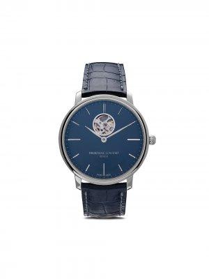 Наручные часы Horological Smartwatch Gents Classics 42 мм Frédérique Constant. Цвет: синий