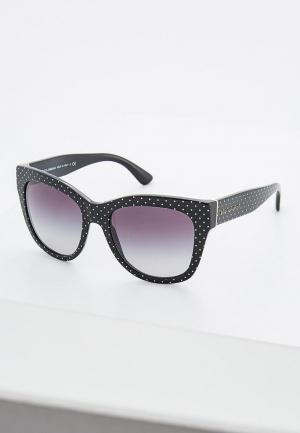 Очки солнцезащитные Dolce&Gabbana DG4270 31268G. Цвет: черный