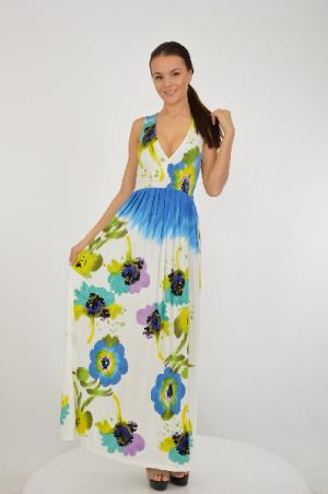 Платье ETINCELLE. Цвет: белый