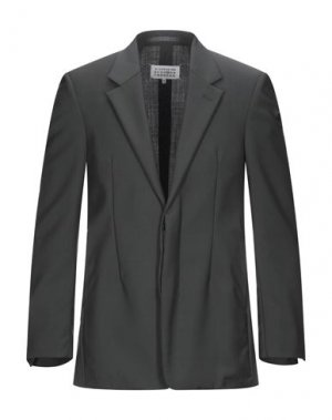 Пиджак MAISON MARGIELA. Цвет: темно-зеленый