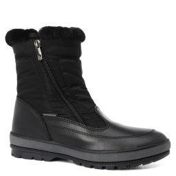 Ботинки 7545 черный ANTARCTICA
