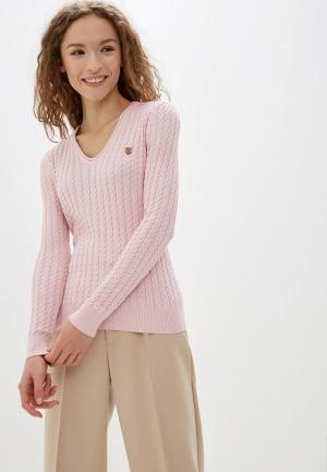 Пуловер Jimmy Sanders. Цвет: розовый