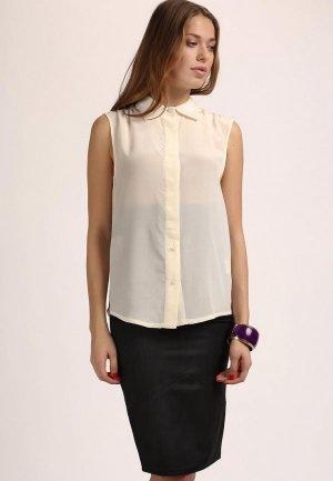 Блуза Gat Rimon GA628EWBC836. Цвет: бежевый