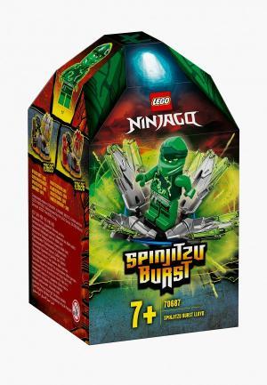 Конструктор LEGO Spinjitzu Burst - Lloyd. Цвет: разноцветный
