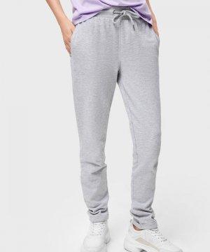 Спортивные брюки O`Stin. Цвет: светло-серый