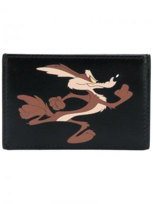 Визитница Looney Tunes Calvin Klein 205W39nyc. Цвет: черный