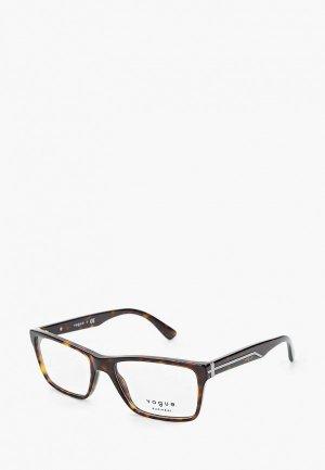 Оправа Vogue® Eyewear VO5314 W656. Цвет: коричневый