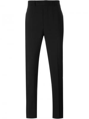 Классические брюки Officine Generale. Цвет: синий
