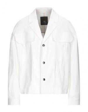Пиджак TOM REBL. Цвет: белый