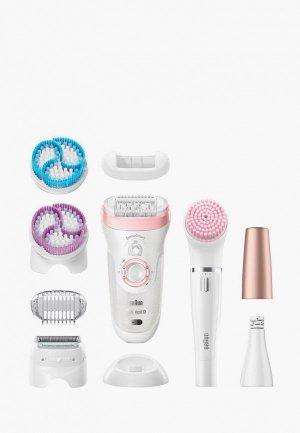 Эпилятор Braun Silk-epil 9 Beauty Set SES 9/975. Цвет: разноцветный