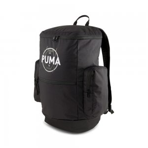 Рюкзак Basketball Backpack PUMA. Цвет: черный