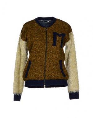 Куртка MAURO GRIFONI. Цвет: зеленый-милитари