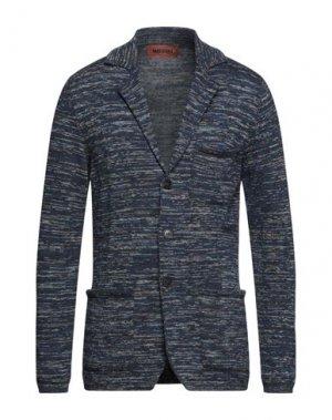 Пиджак MISSONI. Цвет: темно-синий