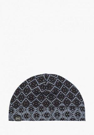 Шапка Buff Polar Hat. Цвет: черный