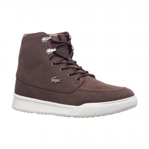 Сапоги и ботинки EXPLORATEUR CLASSIC 318 3 Lacoste. Цвет: коричневый