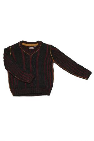Пуловер E-Bound. Цвет: черный