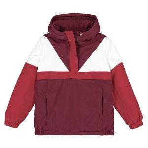 Куртка LaRedoute. Цвет: красный