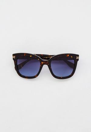 Очки солнцезащитные Marc Jacobs MJ 1012/S 086. Цвет: коричневый