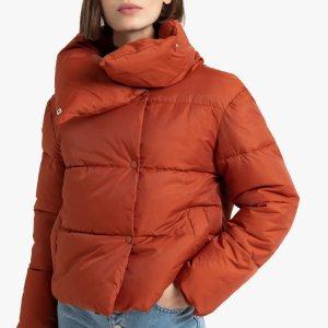 Куртка La Redoute. Цвет: красный