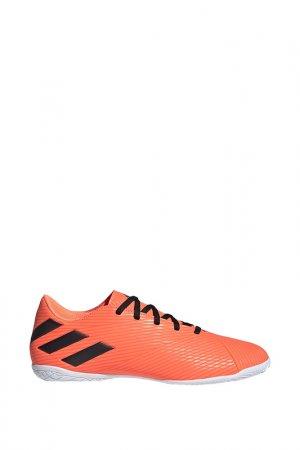 Бутсы NEMEZIZ 19.4 IN adidas. Цвет: оранжевый