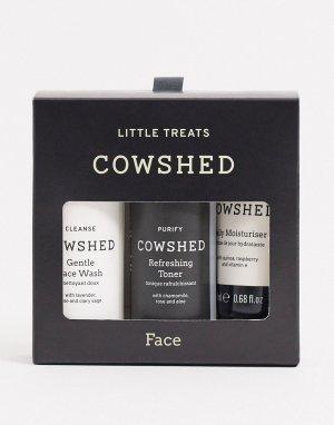 Набор миниатюр Little Face Treats-Бесцветный Cowshed