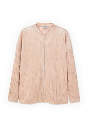 Куртка Mango - FEELING. Цвет: розовый