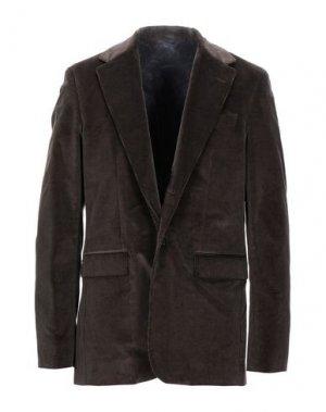 Пиджак DEPARTMENT 5. Цвет: темно-коричневый