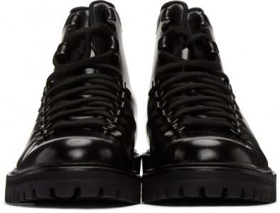 Black Hiking Boots Common Projects. Цвет: 7547 black