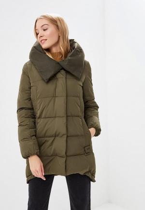 Куртка утепленная Tom Farr. Цвет: хаки