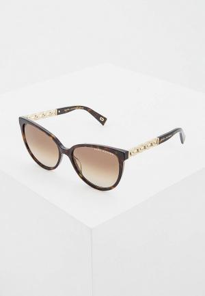 Очки солнцезащитные Marc Jacobs 333/S 086. Цвет: коричневый