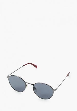 Очки солнцезащитные Levis® Levi's® LV 1005/S 9N2. Цвет: черный