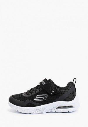 Кроссовки Skechers MICROSPEC MAX TORVIX. Цвет: черный