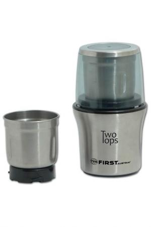 Кофемолка-чоппер FIRST. Цвет: серый