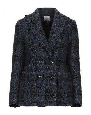 Пальто BALLANTYNE. Цвет: темно-синий