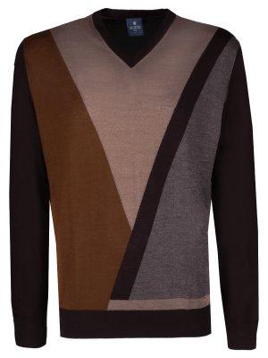 Пуловер из кашемира и шелка DALMINE