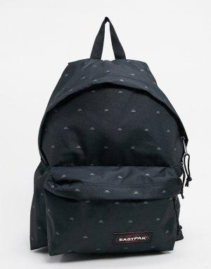 Черный рюкзак Eastpak
