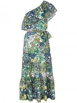 Платье Janelle с принтом A.L.C.