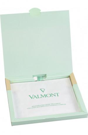 Коллагеновая маска для лица Intensive Care Valmont. Цвет: бесцветный