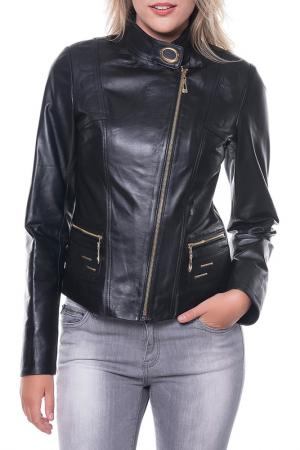 Куртка GIORGIO DI MARE. Цвет: black