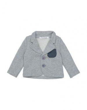 Пиджак NINALUNA. Цвет: серый