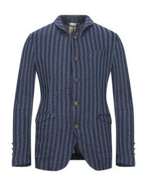Пиджак CLUB JACKET. Цвет: синий