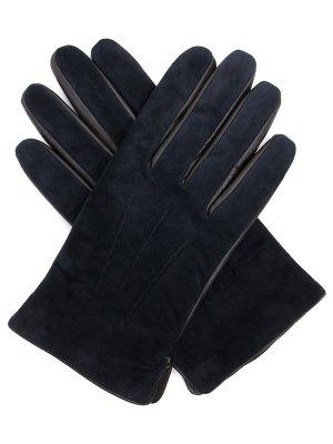 Кожаные перчатки ELEGANZZA. Цвет: разноцветный