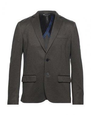 Пиджак ANTONY MORATO. Цвет: коричневый