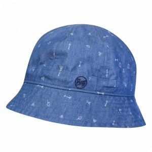 Bucket Hat Buff. Цвет: синий