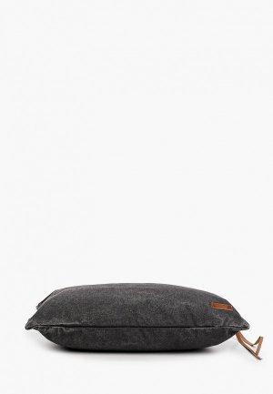 Подушка декоративная Luhta. Цвет: серый