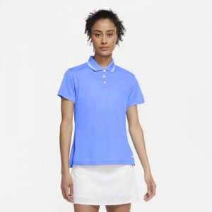 Женская рубашка-поло для гольфа Dri-FIT Victory - Синий Nike