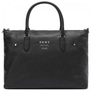 Сумка DKNY. Цвет: чёрный