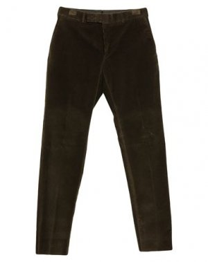 Повседневные брюки DUNHILL. Цвет: темно-зеленый