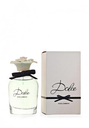 Парфюмерная вода Dolce&Gabbana DOLCE 50 мл. Цвет: белый